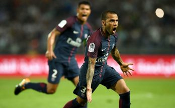 Now Dani Alves Has A Desire To Play In The Premier League
